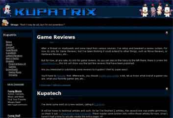 Previous Kupatrix Design